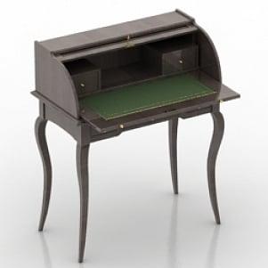Bureau 3D Model