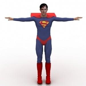 Realistinen supermies
