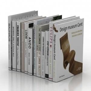 3d free model book max