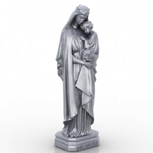 Mother Maria Statue