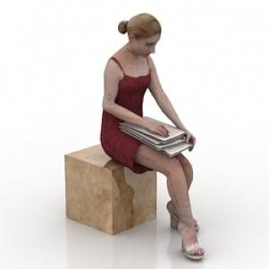 قراءة المرأة