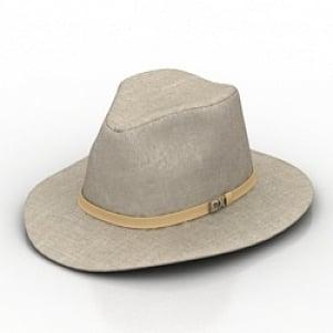 Cowboy Hat 3D Model Free Download 3D Models ID2401 (3ds 38104f222900