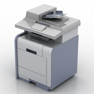 Printer 3d model free download 3d models id2509 3ds gsm 3d printer models free