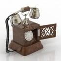 Döner telefon
