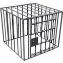 Metal Cage 3D Model