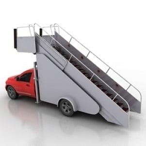 Gangway 3D Model
