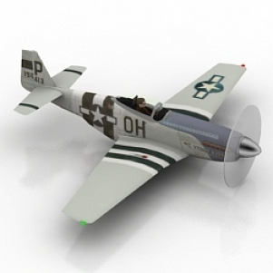 Airplane 3D Model