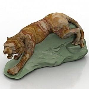 Sculpture Tiger