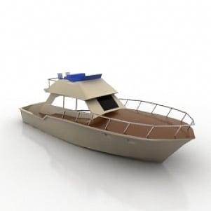 Cutter 3D Model