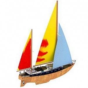 Sport Yacht 3D Model