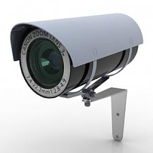 Security Camera 3D Model Free Download 3D Models ID4078 (3ds, Gsm) - Open3dModel
