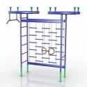 Wall bars 3D Model