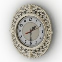 Vintage Decoration Clock 3D Model