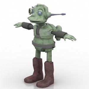 Lerpz 3D Model