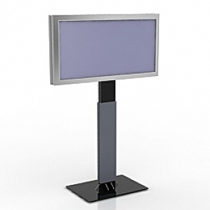 Advertising stand 3D Model