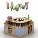 Rack market 3D Model