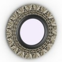 Round Mirror Decoration