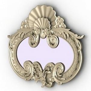 Vintage Decoration Mirror