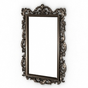 Decor Mirror 3D Model