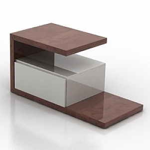 SImple Shelf 3D Model