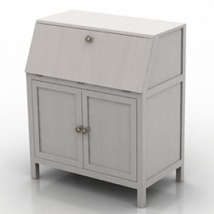 Locker Ikea 3D Model
