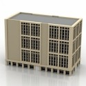Building 3 3D Model