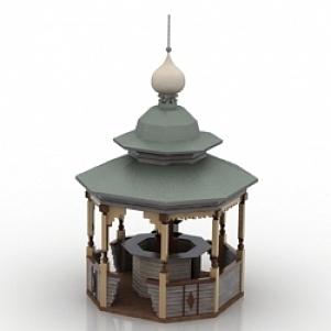 Arbor 1 3D Model