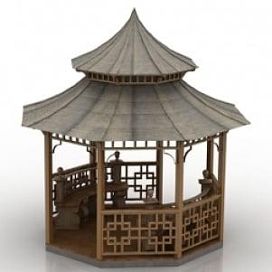 Arbor 3D Model