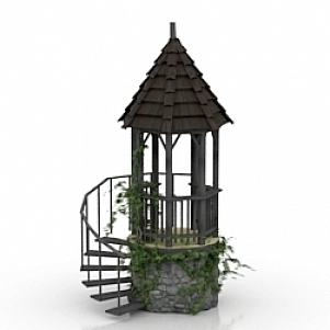 Arbor Tower 3D Model