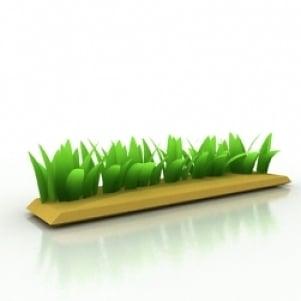 Flower 4 3D Model