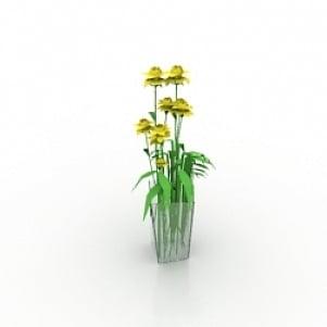 Jonquils 3D Model