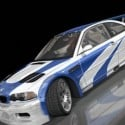 Bmw M3 Gtr Car