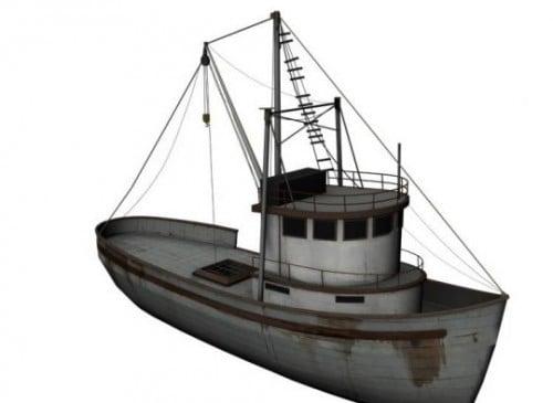 Merikalastusvene