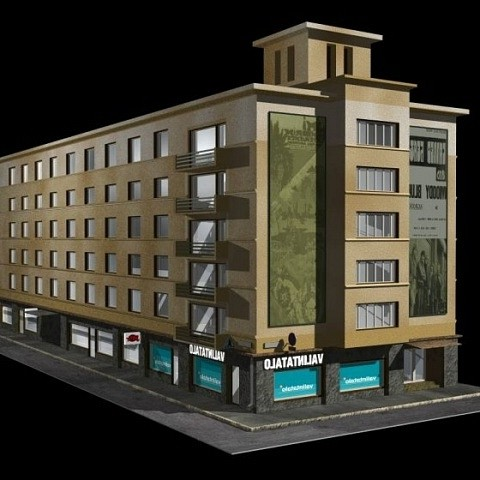 Download Freebies 3d Free Building 5 Free 3d Free