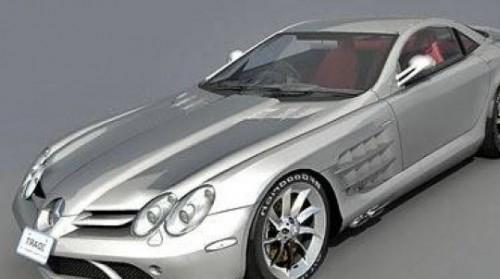 Slr Mclaren Super Car