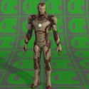 Iron Man Character 3d Model