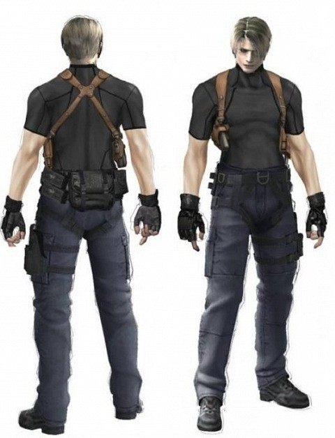 Character Leon Kennedy