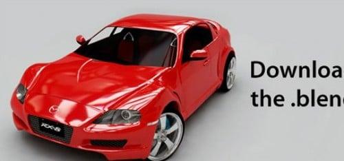 Mazda Rx8 Coche