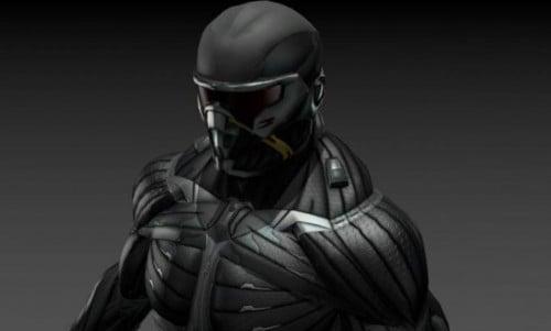 Crysis 2 Nanosuit Character