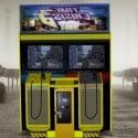 Time Crisis 3 Arcade Machine