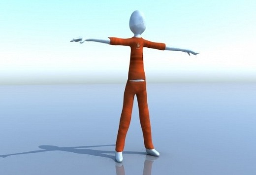 Rig Stick Figure Character