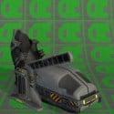 Chestburster Capsule Chair Free 3d Model