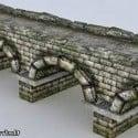 Stone Bridge Free 3d Model