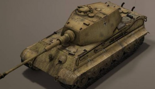 German Panzer Ww2 Tank