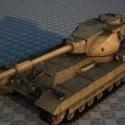 Fv215b Tankı