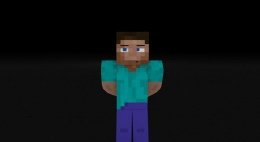 Minecraft Steve Character