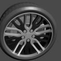 Car Sport Tire