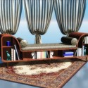 Furniture Sofa Combo Set 3D Models
