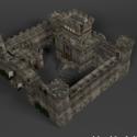 Středověký Castle