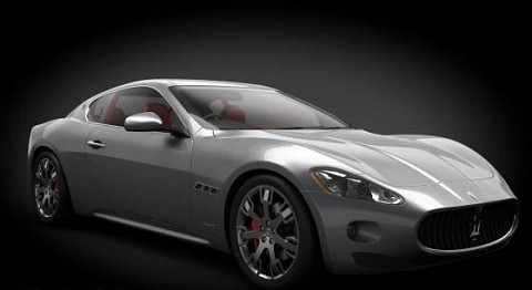 Car Maserati Gt